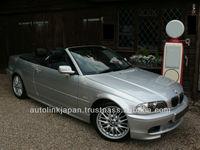 2002/ BMW 3 SERIES 325 Ci Sport 2dr Auto 2.5 Silver/ 20003SL