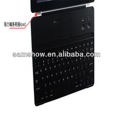 [FREE SAMPLE] for galaxy note 2 case aluminum wireless keyboard bluetooth keyboard case