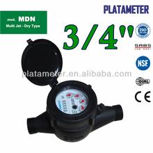 Magnetic Drive Water Meter