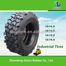 skid steer tires with wheel 10-16.5