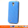 Soft TPU+PU IMD phone skin for Galaxy S4 i9500 for samsung cases and covers