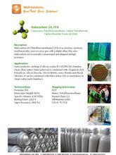 R14 CF4 Tetrafluoromethane, Carbon Fluoride