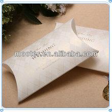 Candy Wholesale Pillow Box for Guest Favor Decorations