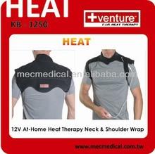KB-1250 +Venture Neck and Shoulder heating pad