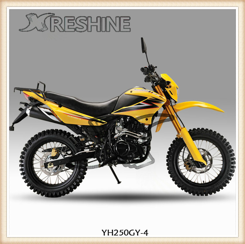 Classical Model Off-road 250cc Motorcycle For Sale Cheap