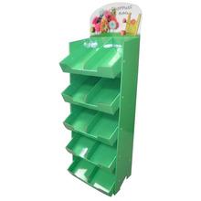 POP Cardboard Display Rack Furniture for Shop clothing Store Retail