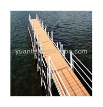 Yuante/WPC decking/high polymer weather resistant bridges