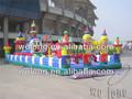 Ao ar livre jogos de carnaval/brinquedos ao ar livre