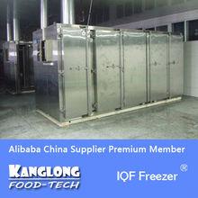 SKD High Efficiency IQF Freezer Eutectic Freezer Plates