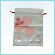 New design handmade drawstring laundry bag