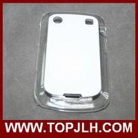 custom plastic case for blackberry 9900 mobile phone cover