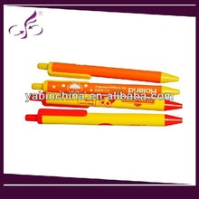 unbeatable price round Heat transfer imprint ballpoint pen