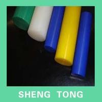 abrasion resistance uhmwpe plastic rods/bars virgin material