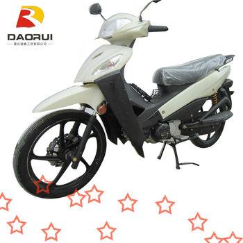 2013 Chongqing Motorcycle Cheap White Bike