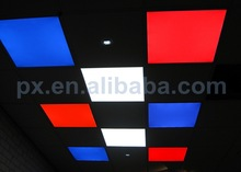 Cree/Epistar chips optional rgb led bar ceiling panel light 18w