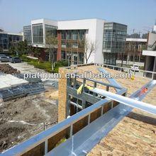 galvanized light prefab housing