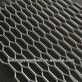 Decorativo de aluminio ampliado de malla metálica de paneles