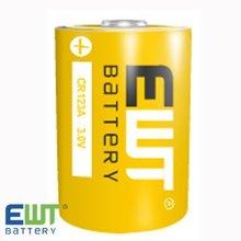 3 volt lithium batteries 1200mAh cr123a lithium battery