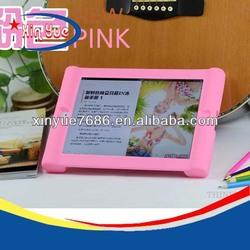 2013 new design ipad mini silicone case