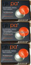 3 Glupa Glutathione Papaya Skin Whitening Soap 195g total