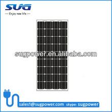 130W Low Price PVT Hybrid Solar Panel