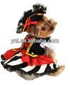 домашним животным костюмы пиратские девушка домашнее животное костюм