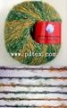 cone de fios para tricotar