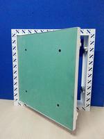 dubai standard access panel beaded frame with gypsum board