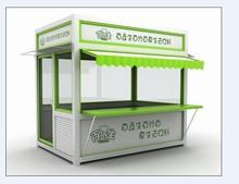 CE OEM gas/electrical mobile street fast food vending trailer/carts/truck/kitchen/van/kiosk/restaurant for sale