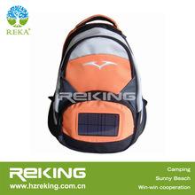1.35W Solar Travel Backpack Hiking Backpack