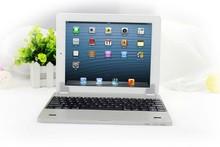Aluminum Wireless Bluetooth Keyboard For iPad Air, keyboard for iPad 5