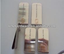 Wholesale wallet money clip inside