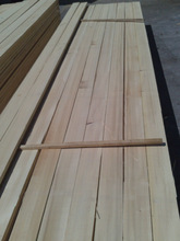 Quality solid wood boards, spruce, fir