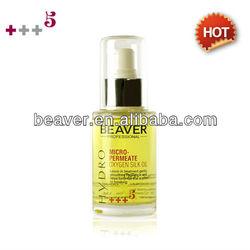 Helps fortify hair repairing oil