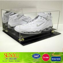 Basketball Double Shoe Acrylic Display Rack / Holder