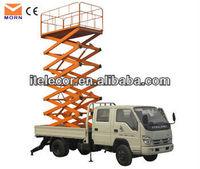 Van cargo lift