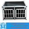 sliding car useage large dog cage for sale
