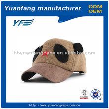soft baseball caps with ear