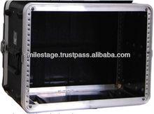 6 ABS hardshell equipment flight case