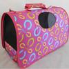 Lightweight dog puppy cat pet carrier travel bag