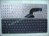 new german laptop keyboard for ASUS N53 black GR tastatur