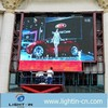 P16 full color outdoor electronic advertising led display screen/pitch 10mm outdoor full color led displays