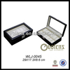 Shenzhen Decorative Watch Packaging Box with Acrylic Top