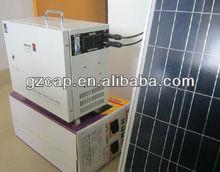 1000W Portable Solar Electric Generator / Power Backup System w/ 250W Panels