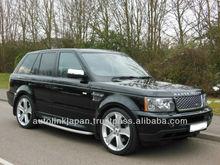 2007/ Land Rover Range Rover Sport 3.6 TDV8 HSE 5dr Black/ 20040SL