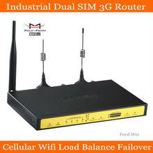dual module 3g sim card hotspot router