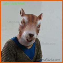 New Quality Latex Squirrel Animal Head Mask