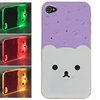 light up The new Panda case for iphone 5