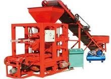Cost Little Machinery Making Brick/Block Use Contruction Waste/Shale/Steel Slag QTJ4-26