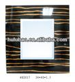 texture di legno pannello a specchio cornice per la decorazione domestica
